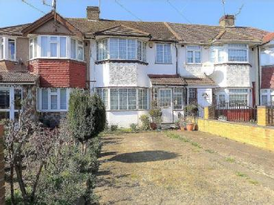 House for sale, High Street - Garden
