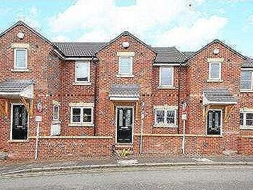 ++House++, Pottery Mews Barker Lane Chesterfield