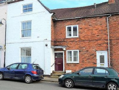 St Marys Street, Whitchurch, SY13