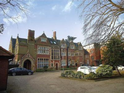 Knighton Hayes Manor, Ratcliffe Road, Leicester