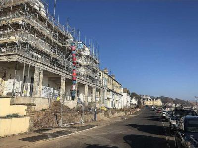 GROUND FLOOR APARTMENT, ACKWORTH HOUSE, THE BEACH, FILEY