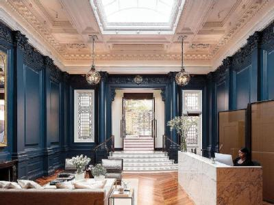 The Floral Court Collection, Covent Gaden, WC2