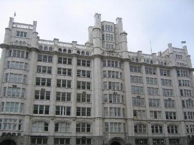 Tower Building, Water Street - Lift