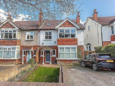 Dale Road, Purley - Edwardian