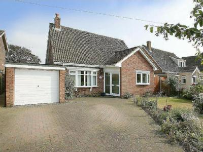 Park Close, Hethersett - Garden