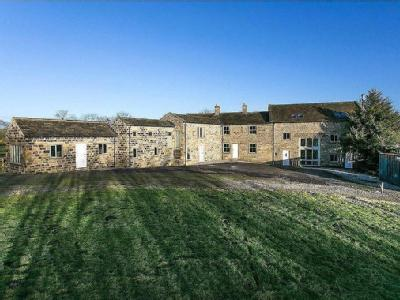 Lot 2 - Springfield Farmhouse, Cold Cotes Road, Felliscliffe, Harrogate, North Yorkshire, HG3