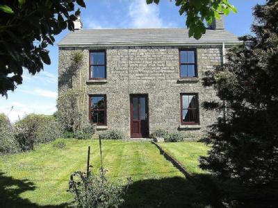 46 acre Farm at Dowran, St. Just, Penzance TR19