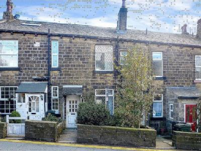 Larkfield Terrace, Oakworth, Keighley, West Yorkshire