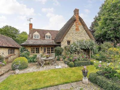 Little Haseley, Oxford - Cottage