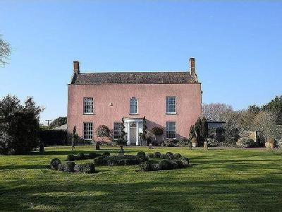 Fine Grade II listed country home in Kenn