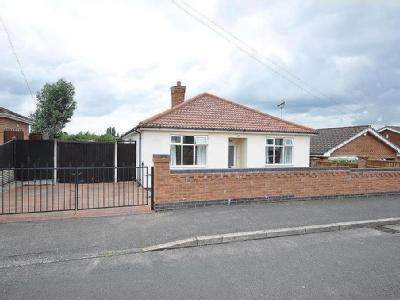 Budby Avenue, Mansfield - Bungalow