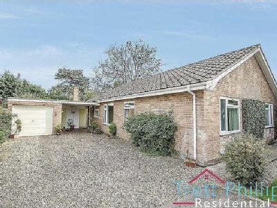 Brumstead Road, Stalham - Bungalow
