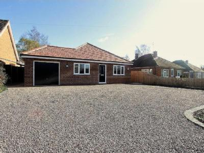 South Road, Bourne - Double Bedroom