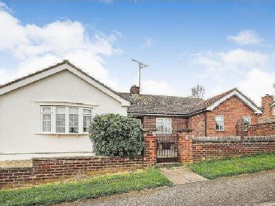 Fallowfield, Ampthill - Bungalow