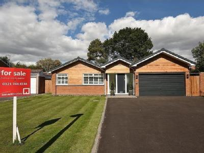 Whitehouse Close, Solihull - Detached