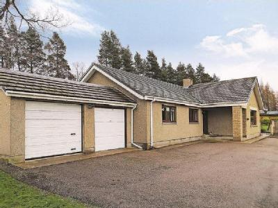 Dunphail, Forres, Morayshire - House