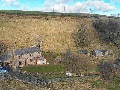 Higher Tunstead, Bacup, OL13 - Garden