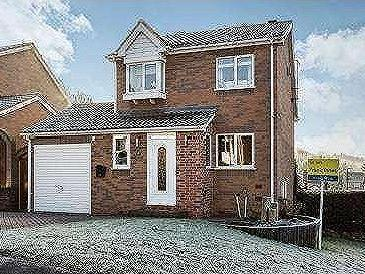 Cromwell Road, Bolsover, Chesterfield, Derbyshire, S44