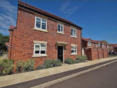 White Otter Close, Ainsdale - House