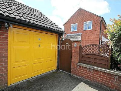 Freer Close, Blaby, Leicester