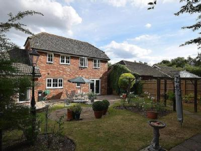 Farleys Way, Peasmarsh - Garden