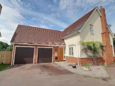 Warene Close, Framlingham - Detached