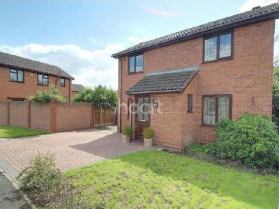 Outram Way, Stenson Fields, Derby