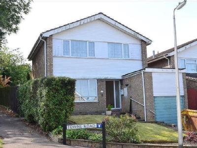 Towne Road, Royston, SG8 - Detached