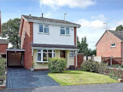 3, Pinewood Close, Castlecroft, Wolverhampton, West Midlands, WV3
