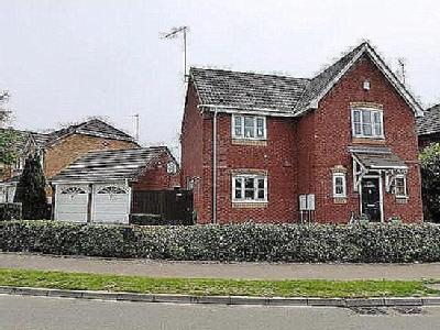 Harcourt Way, Hunsbury Hill, Northampton, NN4