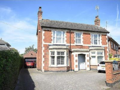 Pytchley Road, Kettering - Garden