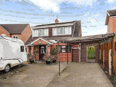 Old Road North, Kempsey, Worcester, Worcestershire, WR5