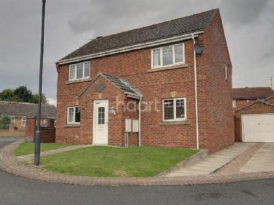 Old School Close, Armthorpe, Doncaster