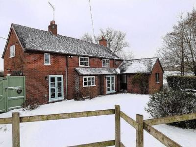 Off Church Lane, Checkley - Detached