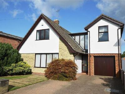 Raby Drive, CH63 - En Suite, Detached