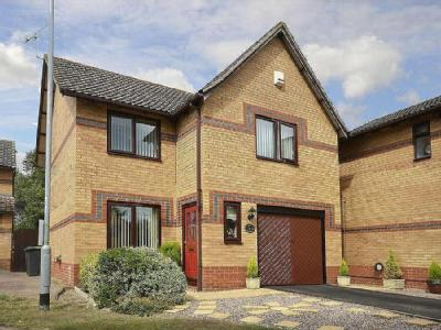 Matson Court, Raunds, Northamptonshire