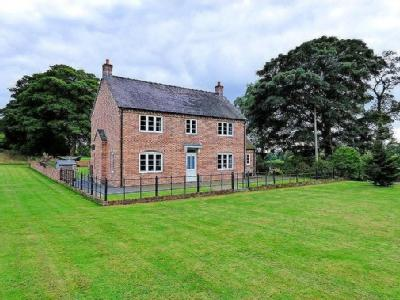 New House Farm, Freehay, Cheadle