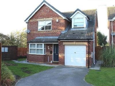 St. Aiden Close, Market Weighton, York