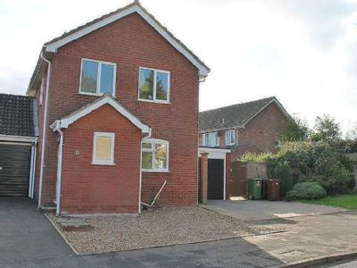 Pilgrims Way, Harleston - Detached