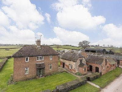 Willows Farm, Sutton-On-The-Hill, Ashbourne, Derbyshire, DE6