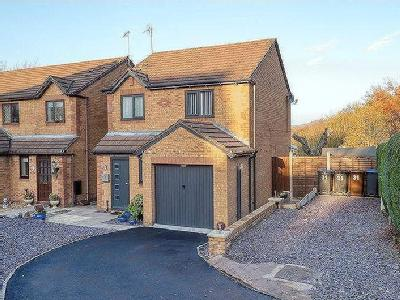 Bluebell Close, Biddulph, Staffordshire, ST8