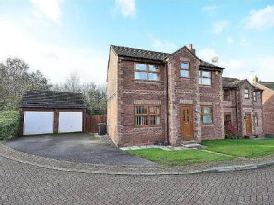 Ashbourne Close, York - Detached