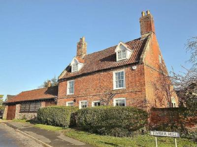 Bridgham, Norfolk - Listed, Detached