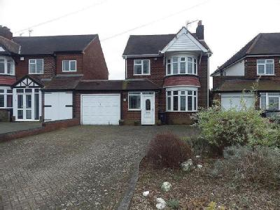 Manor Lane, Halesowen - Detached