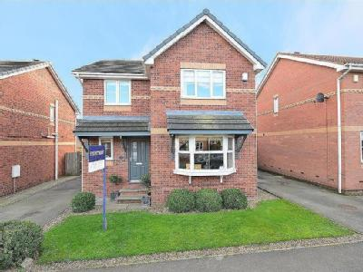 Hazel Road, Boroughbridge, York, YO51