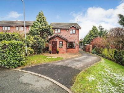 Hardy Close, Cheadle, STOKE-ON-TRENT, Staffordshire