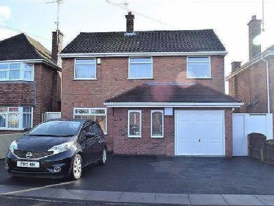 Buckingham Road, Maghull. - Detached