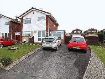 Witham Way, Biddulph, Staffordshire, ST8