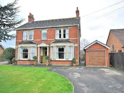 House for sale, Long Sutton - Garden