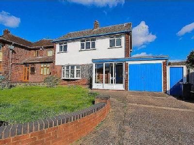 Mill Lane, Willenhall - Detached